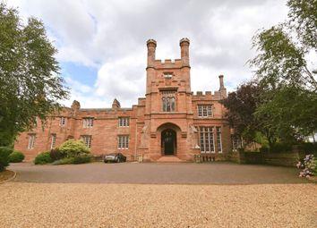 Thumbnail 2 bedroom flat for sale in 8 Holme Eden Hall, Warwick Bridge, Carlisle, Cumbria