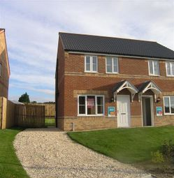 Thumbnail 3 bed semi-detached house to rent in Connaught Road (Off Granville Road), Normanby Grange, Scunthorpe