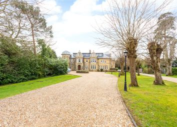 Thumbnail 2 bed flat for sale in Highfield Hall, Fordingbridge, Hampshire