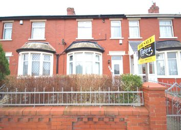 Thumbnail 3 bedroom terraced house for sale in Park Road, Blackpool