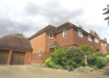 Thumbnail 4 bed detached house for sale in Hertford Road, Stevenage