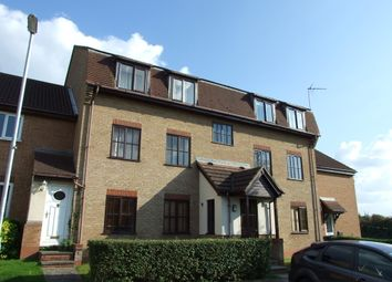 Thumbnail 2 bedroom flat to rent in Dart Close, St. Ives, Huntingdon