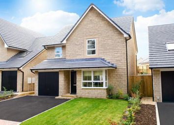 "Thumbnail 4 bed detached house for sale in ""Harborough"" at Kepple Lane, Garstang, Preston"