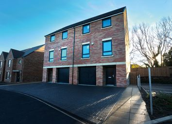 "Thumbnail 4 bed town house for sale in ""The Meldon"" at Loansdean, Morpeth"