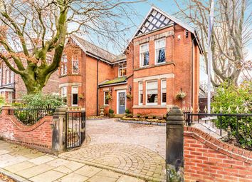 Thumbnail 6 bed detached house for sale in Guest Road, Manchester