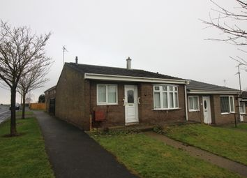 Thumbnail 2 bed terraced bungalow to rent in Belsay Close, Ferryhill