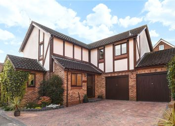 Thumbnail 4 bedroom detached house for sale in Elm Lane, Earley, Reading
