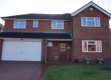 Thumbnail 5 bedroom detached house for sale in Sunset Drive, Luton