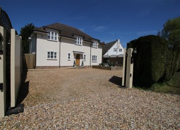 Thumbnail 4 bed detached house for sale in Rushden Road, Sandon, Buntingford