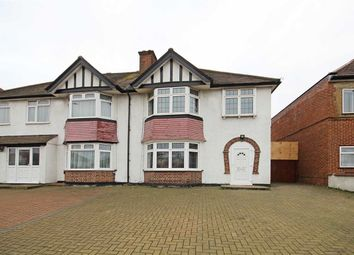 Thumbnail 3 bedroom semi-detached house to rent in Noble Corner, Great West Road, Hounslow