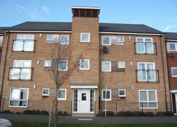 Thumbnail 2 bedroom flat to rent in Clayburn Road, Hampton, Peterborough