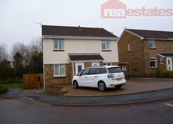 Thumbnail 3 bed semi-detached house to rent in Whitby Close, Bishop Auckland