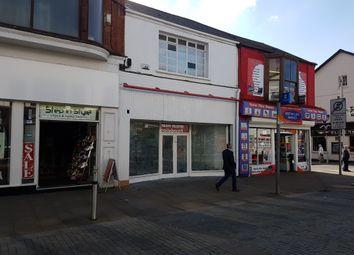 Thumbnail Retail premises to let in Oxford Street, Swansea