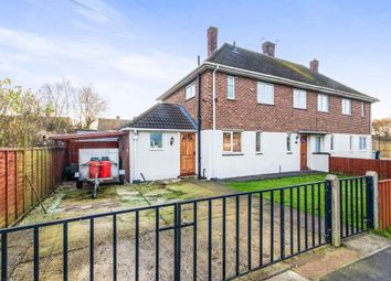 Thumbnail 3 bed semi-detached house for sale in Albany Road, Skegness