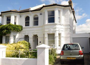 Thumbnail 4 bed semi-detached house for sale in Gordon Road, Sevenoaks, Kent