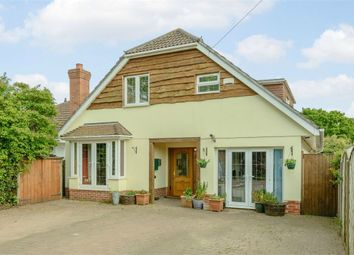 Thumbnail 5 bed detached house for sale in Wimborne Road West, Wimborne, Dorset
