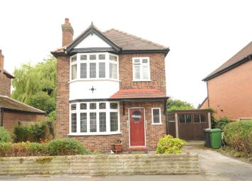 Thumbnail 3 bed detached house for sale in Clarence Road, Grappenhall, Warrington