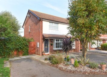 Thumbnail 2 bed end terrace house for sale in Thorneycroft Close, Walton-On-Thames