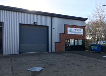 Thumbnail Light industrial to let in 15 Saracen Way, Peterborough, Cambridgeshire
