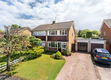 Thumbnail 3 bed semi-detached house for sale in Willow Park, Otford, Sevenoaks