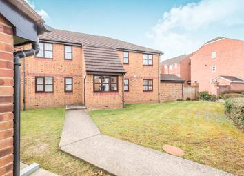 Thumbnail 1 bed flat for sale in Marmet Avenue, Letchworth Garden City, Hertfordshire