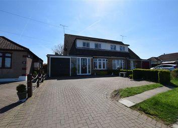 Thumbnail 3 bedroom semi-detached house for sale in Windsor Avenue, Corringham, Essex