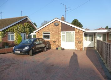Thumbnail 2 bed bungalow for sale in Sandhills Road, Kingsthorpe, Northampton