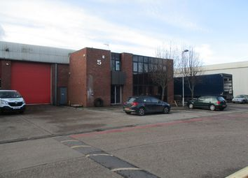 Thumbnail Warehouse to let in Lincoln Road, Enfield