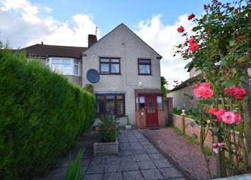 Thumbnail 3 bed end terrace house for sale in Rutherglen Road, London