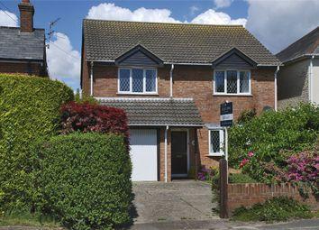 Thumbnail 4 bed detached house for sale in Ashley Lane, Hordle, Lymington