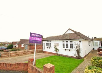 Thumbnail 3 bed detached bungalow for sale in Combe Rise, Eastbourne