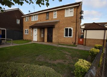 Thumbnail 1 bed maisonette for sale in Burns Place, Tilbury, Essex