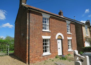Thumbnail 2 bed cottage to rent in Chapel Road, Halvergate, Norwich