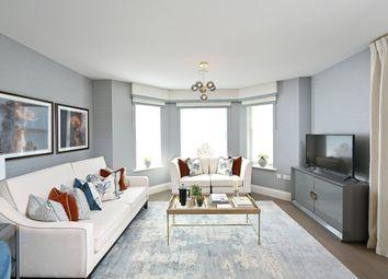 Thumbnail 3 bed flat for sale in Quinton Court, 98-104 London Road, Sevenoaks, Kent