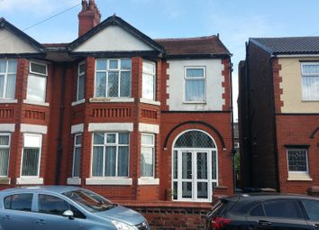 Thumbnail 4 bed semi-detached house for sale in Sunny Bank Road, Longsight, Manchester