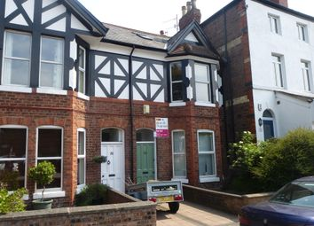 Thumbnail 1 bed flat to rent in Grange Road, West Kirby, Wirral