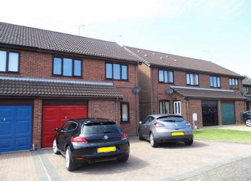 Thumbnail 3 bed semi-detached house for sale in Harvey Drive, North Walsham