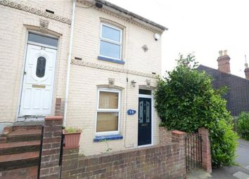 Thumbnail 3 bedroom end terrace house for sale in Alpine Street, Reading, Berkshire