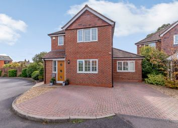 3 bed detached house for sale in Forest View, Back Lane, Bucks Horn Oak, Farnham GU10