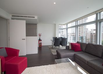 Thumbnail 2 bed flat for sale in Pan Peninsula Square, Canary Wharf, London