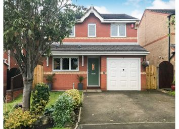 Thumbnail 3 bed detached house for sale in Oakfield Grove, Biddulph, Stoke-On-Trent