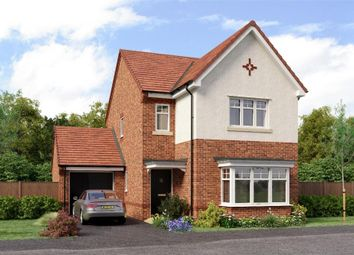 "Thumbnail 4 bed detached house for sale in ""The Esk"" at Former Sunderland College, Shiney Row"