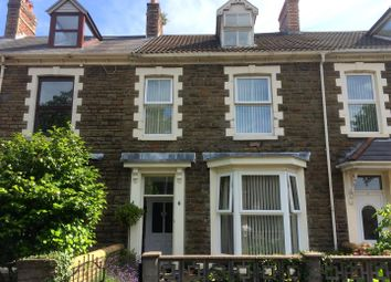 Thumbnail 4 bedroom terraced house for sale in Gnoll Avenue, Neath