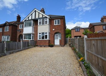 Thumbnail 3 bed semi-detached house for sale in Westgate, Southwell, Newark