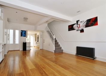 Thumbnail 3 bedroom terraced house to rent in Newton Road, London