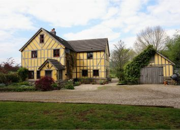Thumbnail 5 bed detached house for sale in Broadheath, Presteigne