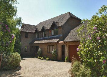 Thumbnail 5 bedroom detached house for sale in Blackbush Road, Milford On Sea, Lymington, Hampshire