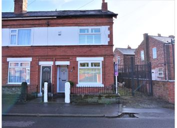 Thumbnail 2 bed end terrace house for sale in Allanson Road, Manchester