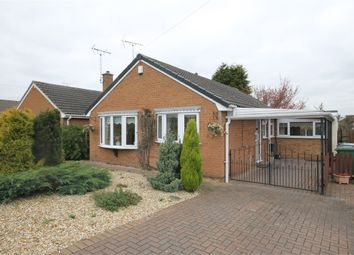 Thumbnail 2 bed detached bungalow for sale in Nethercross Drive, Warsop, Mansfield, Nottinghamshire