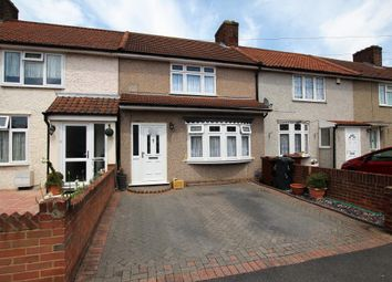 Thumbnail 2 bed terraced house for sale in Cornwallis Road, Dagenham, Essex